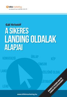 G�l Krist�f - A sikeres landing oldalak alapjai