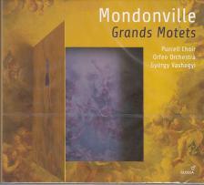 MONDONVILLE - GRANDS MOTETS ,2 CD