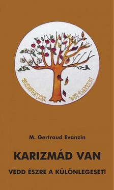 Evanzin M. Gertraud - Karizm�d van [eK�nyv: epub, mobi]