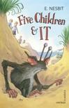 Edith Nesbit - Five Children and It [eK�nyv: epub,  mobi]
