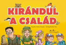 Szőnyi Gergely - Bodnár Vera - Kirándul a család - leporelló #
