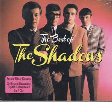 - THE BEST OF THE SHADOWS 2CD