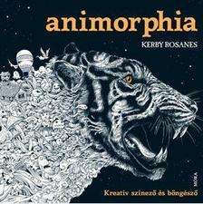 - Animorphia - Felnőtt színező