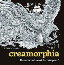 - Creamorphia - Felnőtt színező