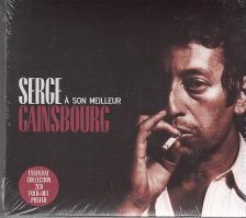 - SERGE GAINSBOURG 2CD Á SON MEILLEUR