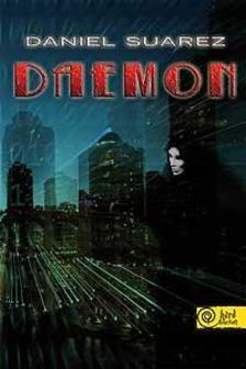 Daniel Suarez - Daemon - KEMÉNY BORÍTÓS