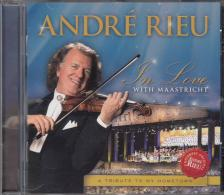 - IN LOVE WITH MAASTRICHT CD ANDRÉ RIEU