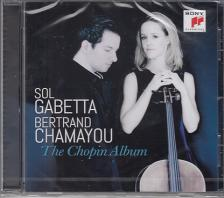 Chopin - THE CHOPIN ALBUM CD SOL GABETTA
