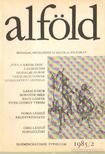 Juhász Béla - Alföld 1985/2. [antikvár]