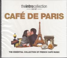 - CAFÉ DE PARIS 3CD