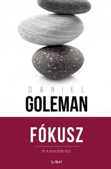 Daniel Goleman - Fókusz [eKönyv: epub, mobi]