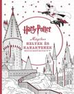 . - Harry Potter - M�gikus helyek �s karakterek sz�nez�k�nyv