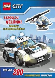 - LEGO City - Száguldj velünk