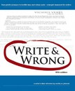 Johnson Marthy - Write and Wrong [eK�nyv: epub,  mobi]