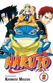 Kisimoto Maszasi - Naruto 13.