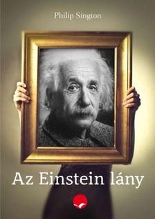 Sington, Philip - Az Einstein lány [eKönyv: epub, mobi]