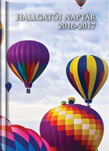 Kalendart Kiadó - HALLGATÓI NAPTÁR - A5 MÉRETŰ -  HETI BEOSZTÁSÚ-  LÉGHAJÓK