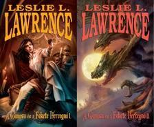 Leslie L. Lawrence - A GONOSZ �S A FEKETE HERCEGN� I-II.