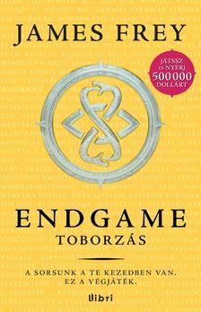James Frey - Endgame I. - Toborz�s #