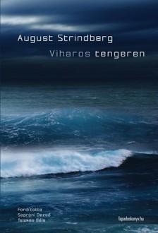 August Strindberg - Viharos tengeren [eK�nyv: epub, mobi]