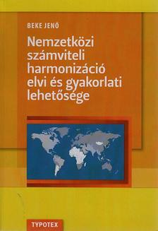 Beke Jen� - Nemzetk�zi sz�mviteli harmoniz�ci� elvi �s gyakorlati lehet�s�ge