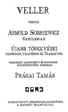 Prágai Tamás - Veller