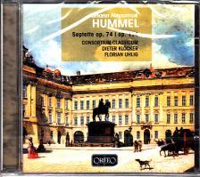HUMMEL - SEPTETTE OP.74, OP.114 CD DIETER KL�CKEL