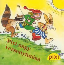 - Pixi nagy versenyfutása
