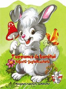 PRO JUNIOR K�NYVKIAD� - Tappancs �s bar�tai kifest�-foglalkoztat�