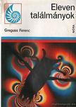 Greguss Ferenc - Eleven tal�lm�nyok [antikv�r]