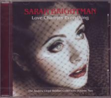 Sarah Brightman - LOVE CHANGES EVERYTHING CD