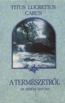 Lucretius - A term�szetr�l [eK�nyv: epub, mobi]