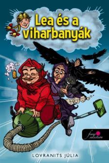 Lovranits J�lia - Lea �s a viharbany�k - PUHA BOR�T�S