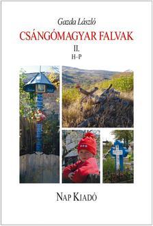 Gazda L�szl� - Cs�ng�magyar falvak 2. k�tet