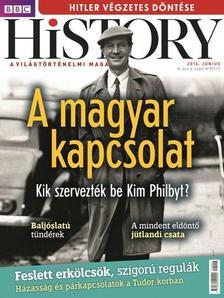 . - BBC History VI. �vfolyam 6. sz�m - 2016. J�NIUS