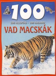 BEDOYERE, DE LA CAMILLA - VAD MACSKÁK  - 100 ÁLLOMÁS-100 KALAND