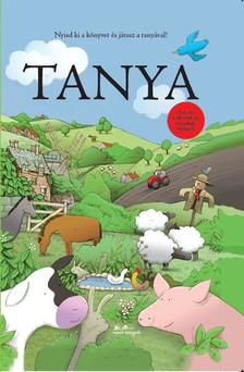 - Tanya - 3D k�nyv t�bb mint 30 kiszedhet� figur�val #