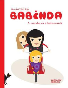 Ozsvárt Tóth Rita - Babinda - A macska és a babszemek