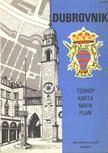 - Dubrovnik (térkép) [antikvár]