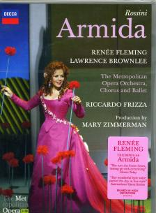 ROSSINI - ARMIDA DVD FLEMING, BROWNLEE