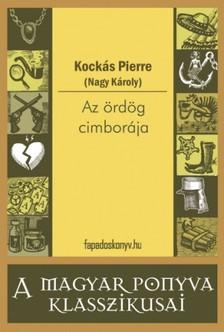 Kock�s Pierre - Az �rd�g cimbor�ja [eK�nyv: epub, mobi]