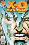 Layton, Bob, Butler, Steven, Eaglesham, Dale - X-O Manowar Vol. 1. No. 66 [antikv�r]