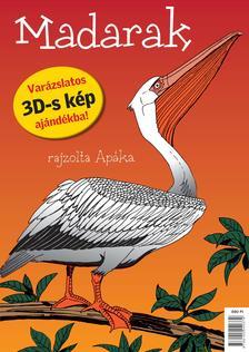 APÁKA - MADARAK 3D