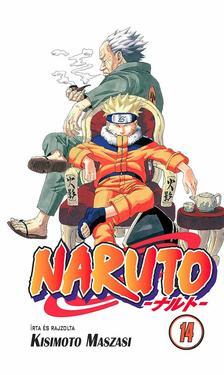 Kisimoto Maszasi - Naruto 14.