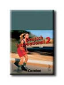 Cornelsen-Maxim - DEUTSCH INTERNATIONAL 2. - CD