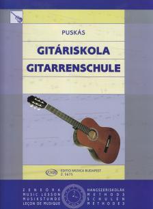 PUSK�S - GIT�RISKOLA