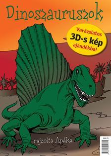 APÁKA - DINOSZAURUSZOK - 3D