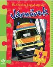 - Járművek +4puzzle - Első kirakós képeskönyvem