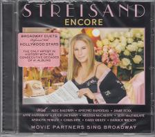 - ENCORE CD - BARBARA STREISAND & MOVIE PARTERS SING BROADWAY