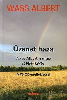 Wass Albert - �ZENET HAZA - WASS ALBERT HANGJA (1964-1975) - MP3 CD-VEL -